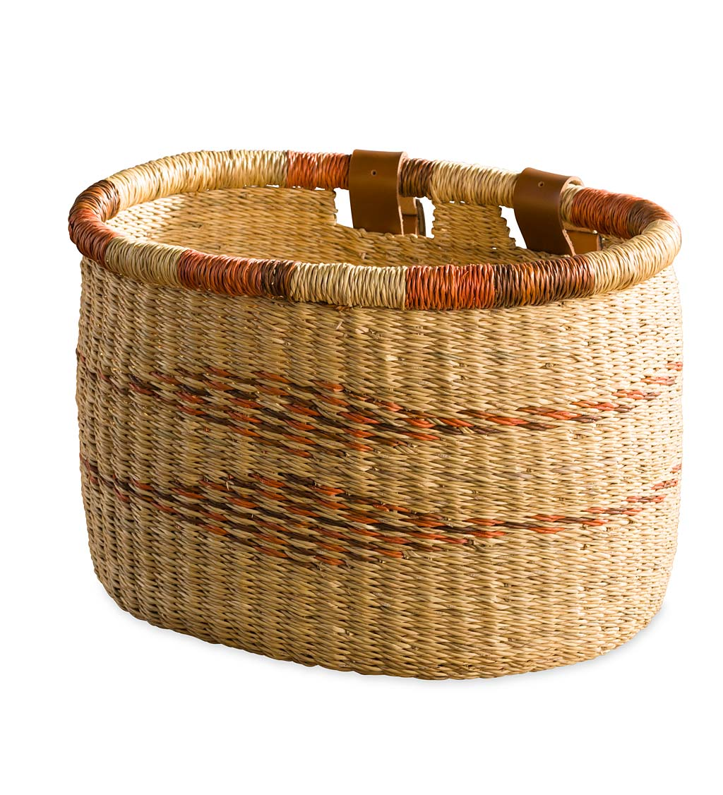 Ghanaian Bicycle Basket swatch image