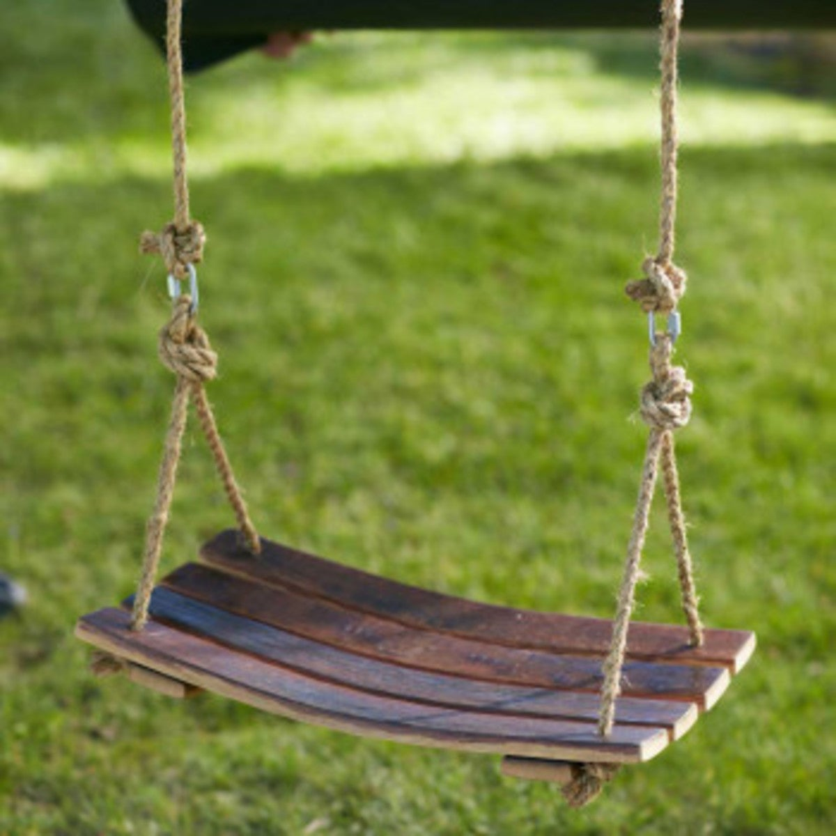 Barrel Stave Swing