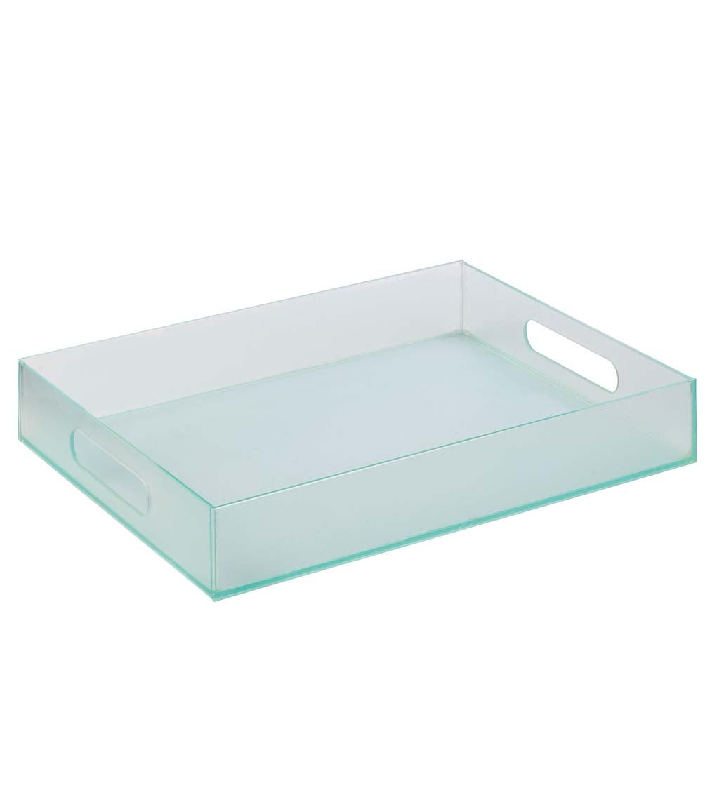 Vinestra Glass Tray Collection