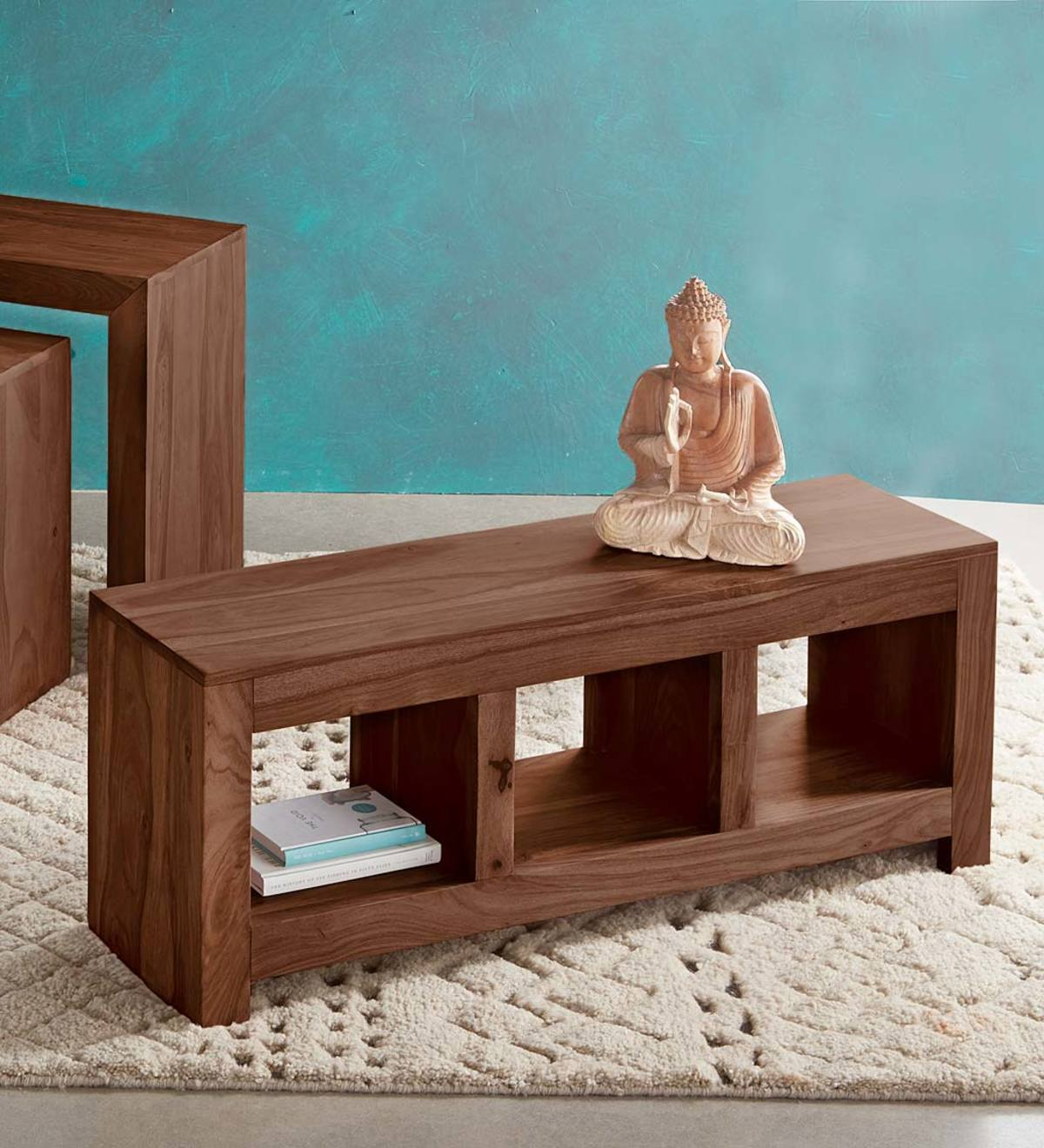 Sheesham Wood Multifunction Table/Bench