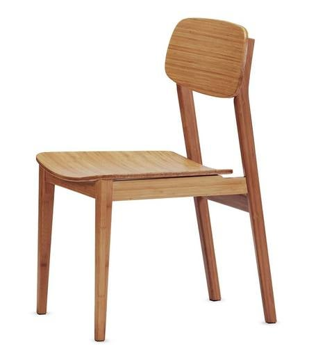 Currant Bamboo Writing Chairs Set of 2