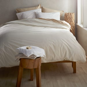 Classic Egyptian Cotton Duvet Cover and Sham Sets
