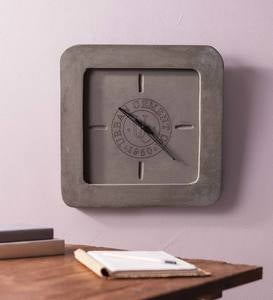 Urban Cement Company™ Wall Clock