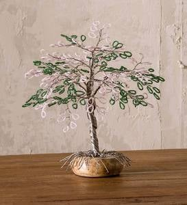 Beaded Feng Shui Wire Tree