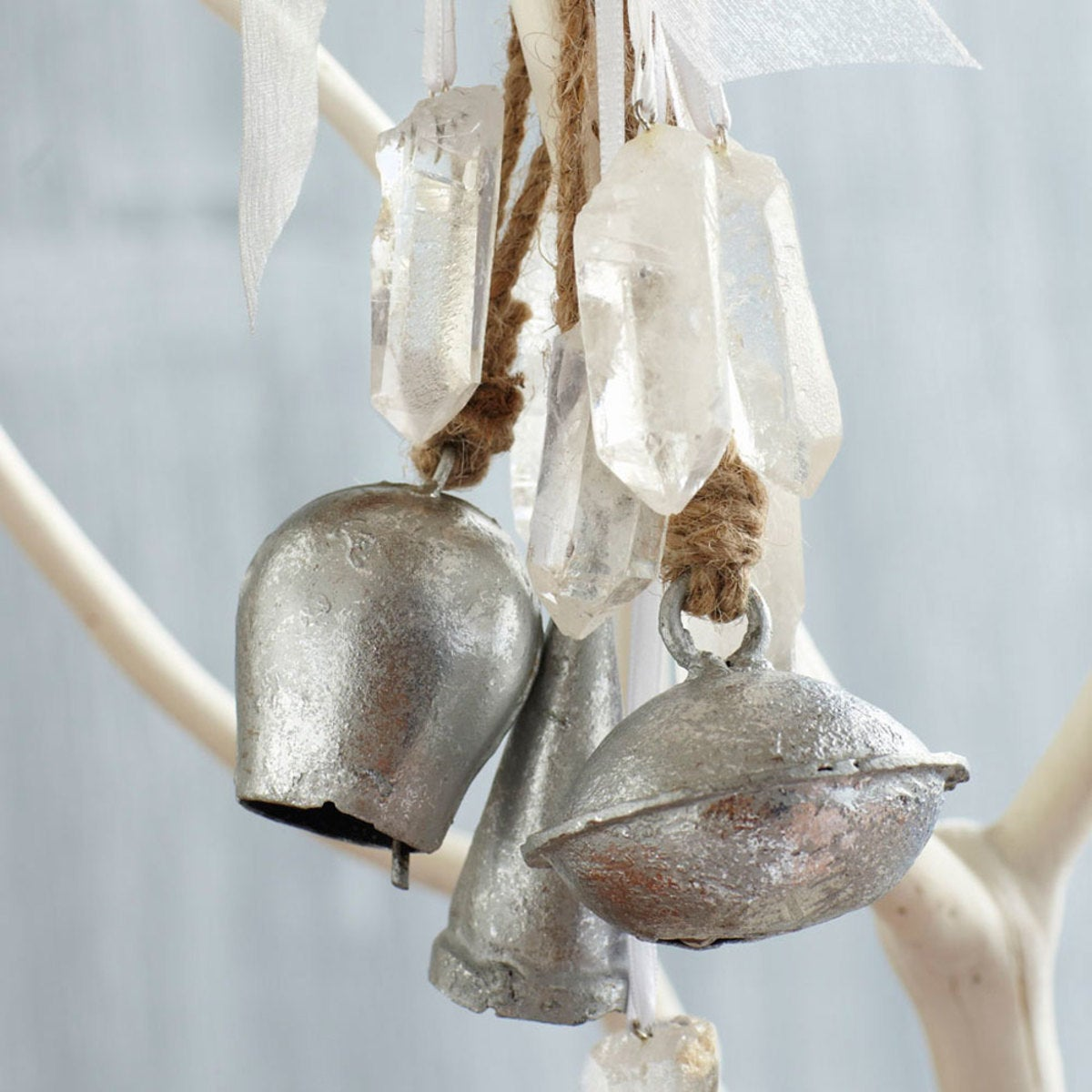 Mini Hanging Temple Bell Ornaments