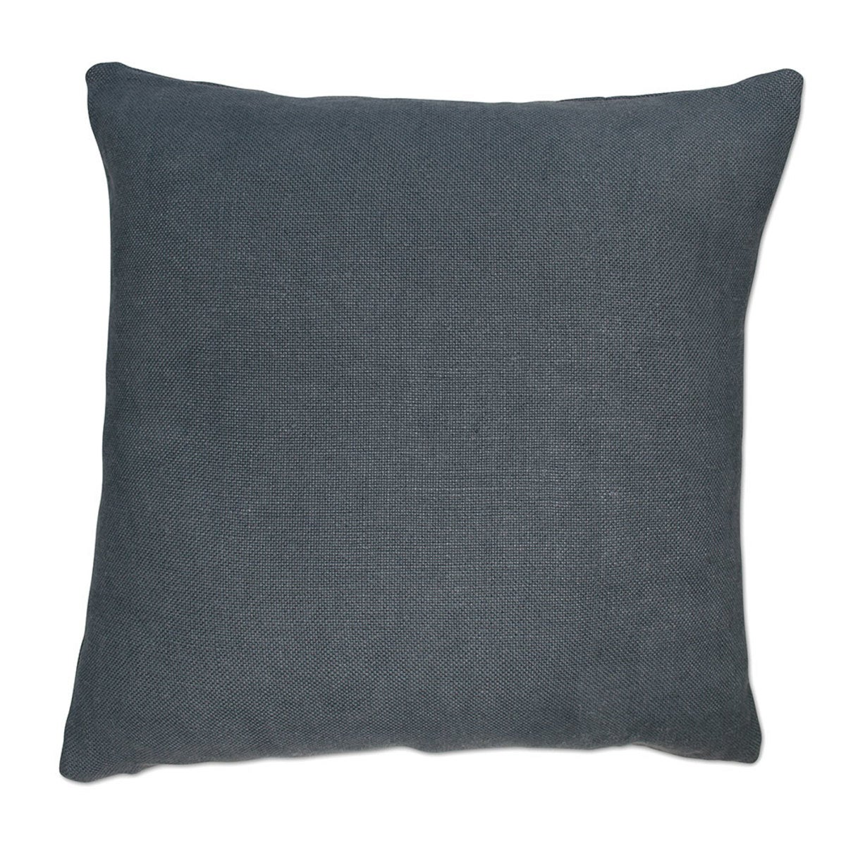 "100% Pure Linen Pillow Cover 24"" x 24"" - Stone"