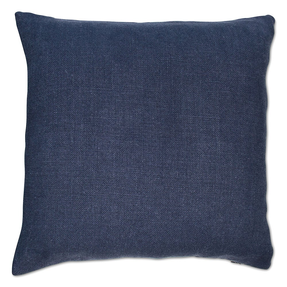 "100% Pure Linen Pillow Cover, 18"" sq."