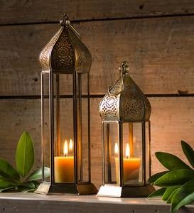 Moroccan Glass Lanterns