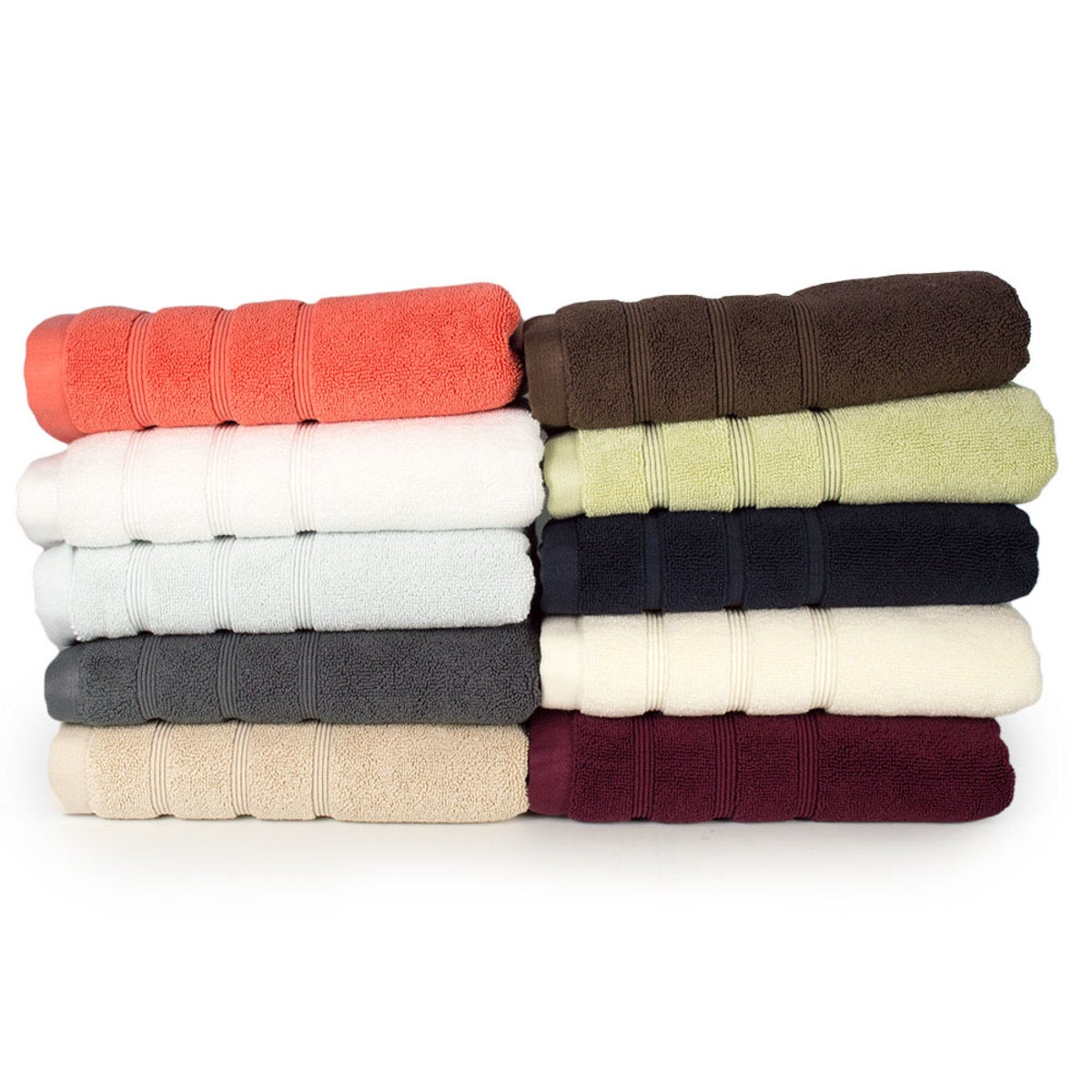 Organic Cotton 700 Gram Bath Towel Collection