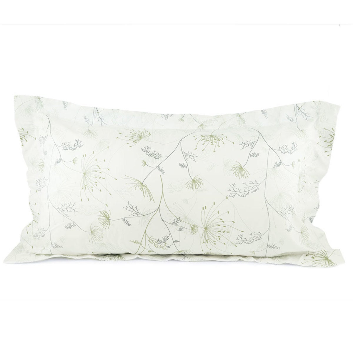 Spring Meadow Organic Cotton King Shams