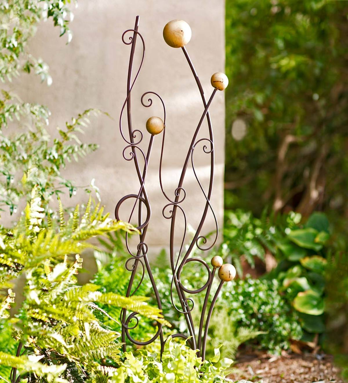 Sprouting Trellis Stake