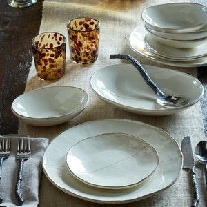 Shima Ceramic Dinnerware Collection