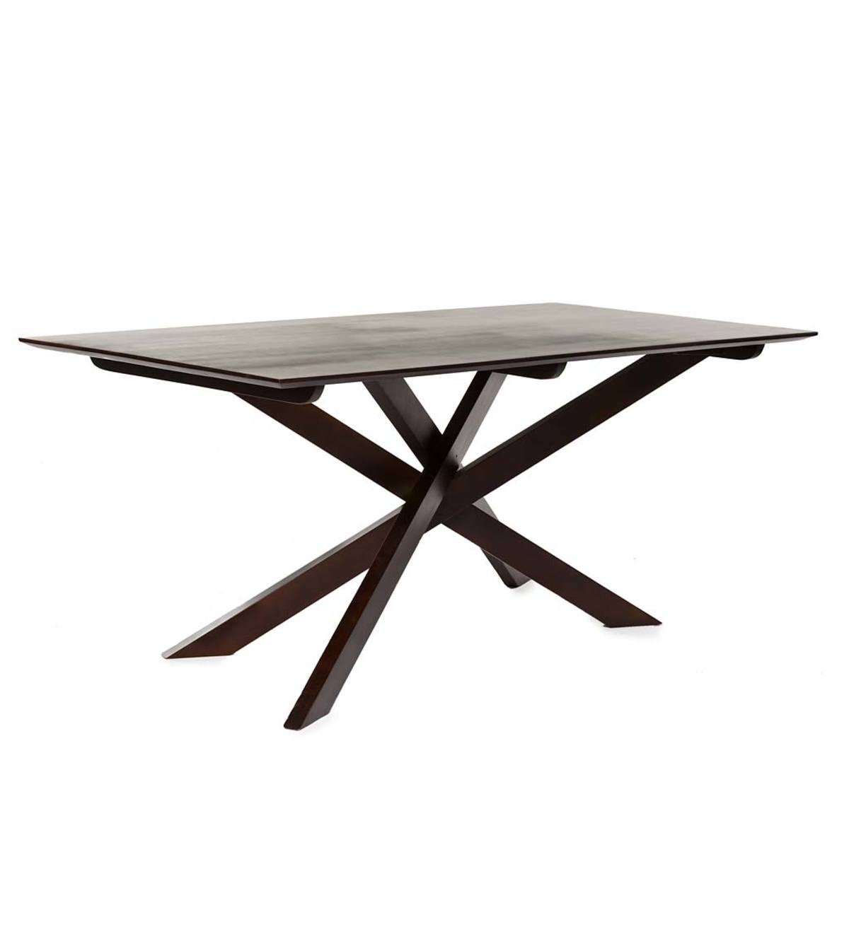 The James Multi Beam Dining Table