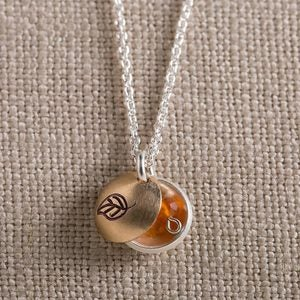 Four Season Locket - Fall - Spring
