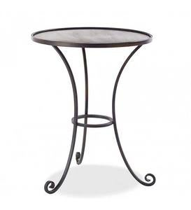Iron Gustavian Side Table