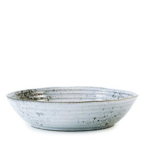 Rustique Stoneware Pasta Bowl, Set of 4 - Orchard Red