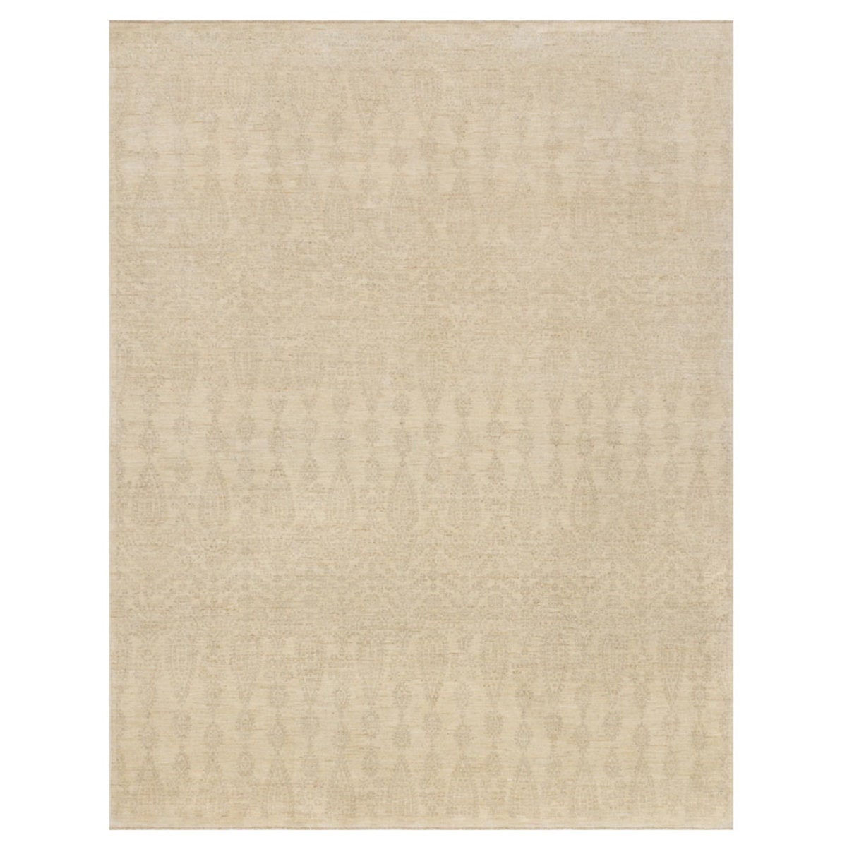 "Loloi Essex Fading Arabesque Rug in Ivory - 9'6"" x 13'6""  - Ivory"