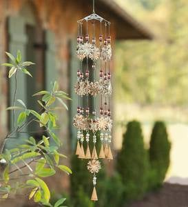 Sunflower Wind Chime