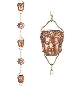 Buddha Rain Chain and Basin Collection