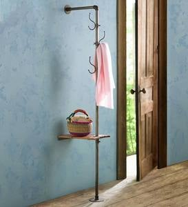 Wall Mounted Hall Coat Caddie