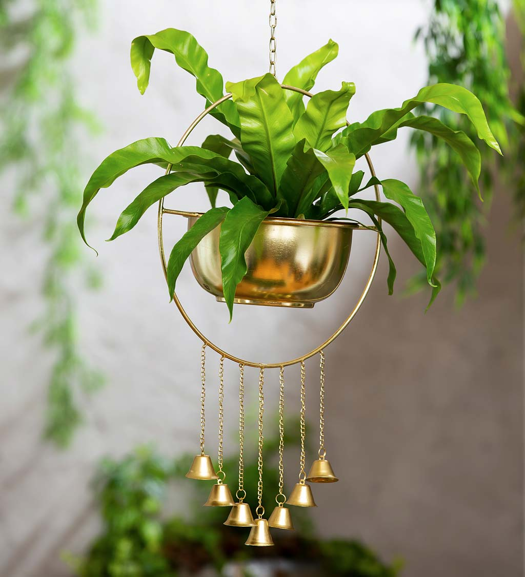 Hanging Planter Chime