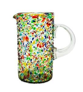 Confetti Recycled Pitcher - 64 oz.