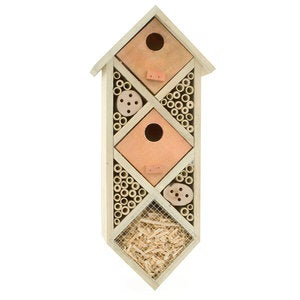 Diamondback Bee House