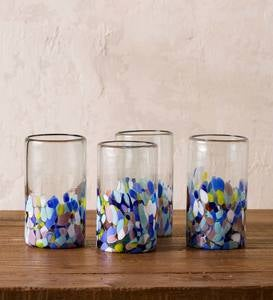 Riviera Recycled Pint Glass, Set of 4