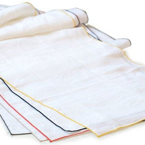 100% Pure Linen Runner - Corral
