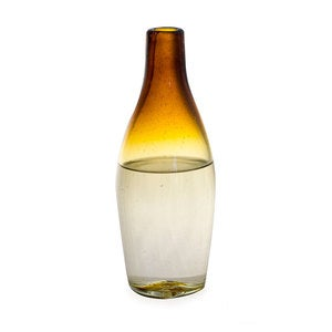 Marcel Recycled Carafe - Amber