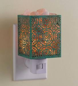 Himalayan Salt Moroccan Nightlight