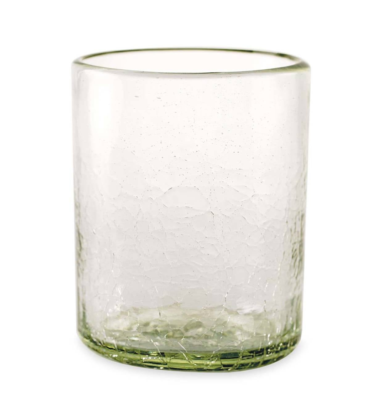 Maya Recycled Tumbler Glass