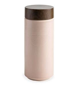 Ceramic Water Bottles - Rose Pink