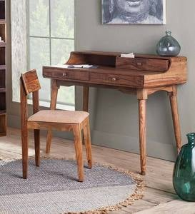 Three Drawer Study Desk