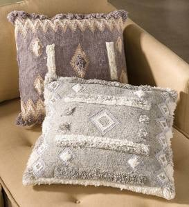 Hygge Square Floor and Decorative Pillows