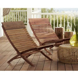 Valencia Eucalyptus Chairs, Set of 2