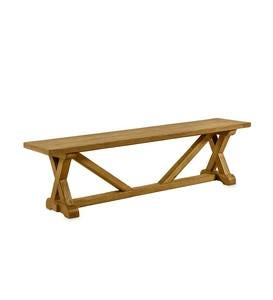 Vintage Fir Collins Bench