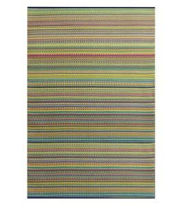 Recycled Plastic Indoor/Outdoor Rugs 5x8 - Daisy