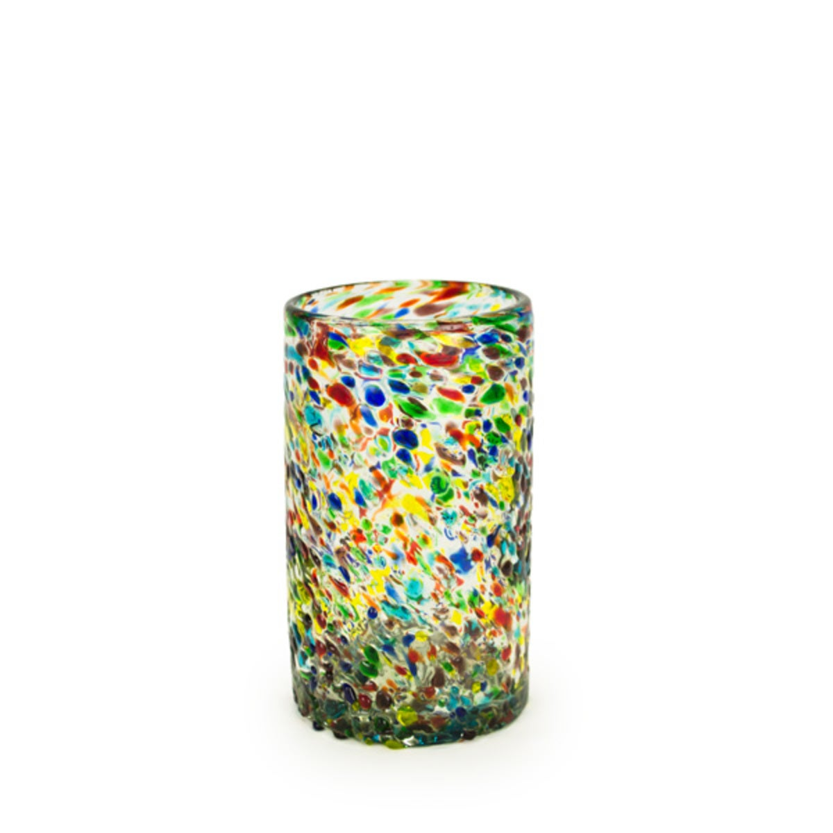 Confetti Recycled Pint Glass