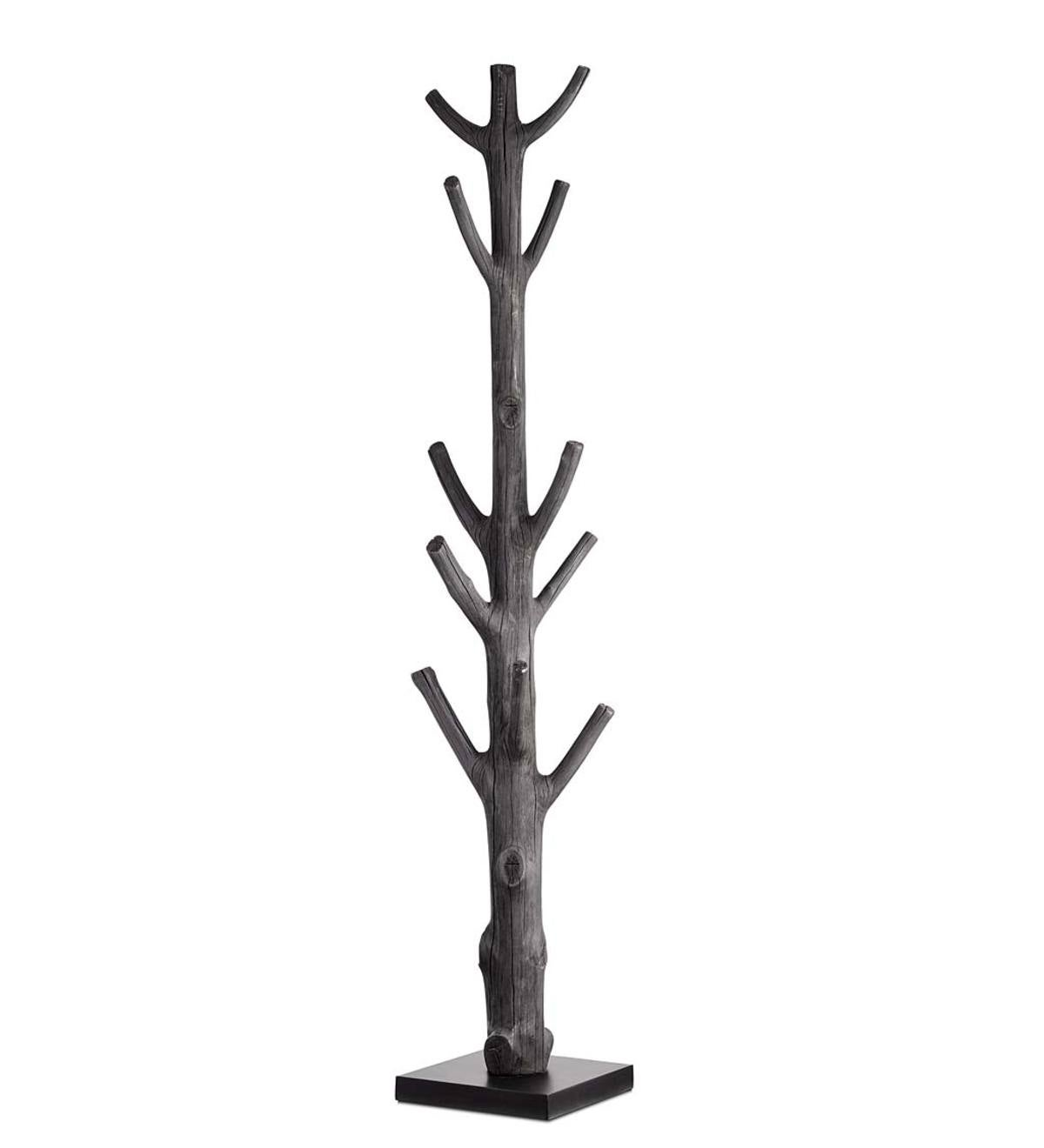 Black Yosemite Coat Rack