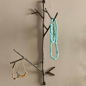 Medium Metal Twig Wall Hook