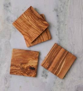 Olivewood Serve & Prep Collection