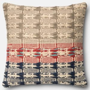 Loloi Beach House Handwoven Pillows