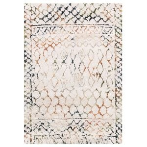 "Loloi Folklore Rug, 5' x 7'6"" - Spiced Diamonds"