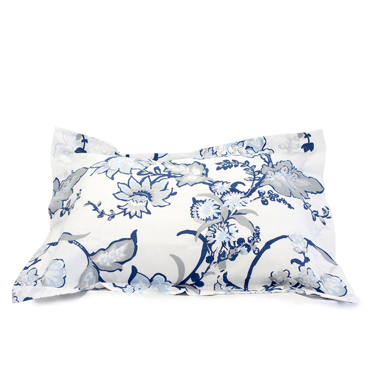 Chatham Floral Organic Cotton Sham - King