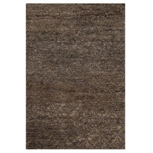 "Loloi Sahara Drawn to Scale Rug in Birch - 9'6"" x 13'6"" - Pine"