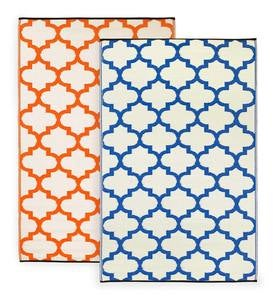 Tangier Recycled Plastic Indoor/Outdoor Rugs