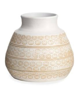Gold Touch Ceramic Vase Collection
