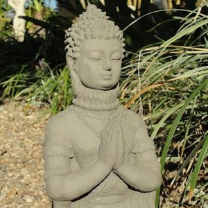 Buddha in Prayer Statue
