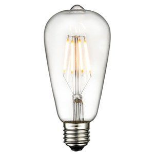 LED Edison Light Bulbs, Set of 2